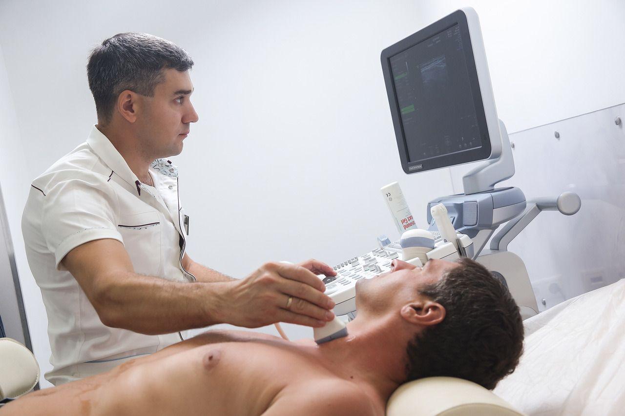 узи диагностка щитовидной железы
