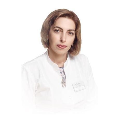 Оганесян Виктория Вазгеновна