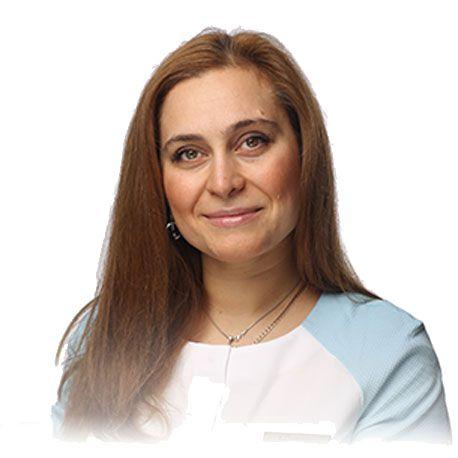 Рябинина Мария Николаевна, к.м.н.